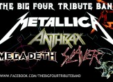 big 4 tribute banner
