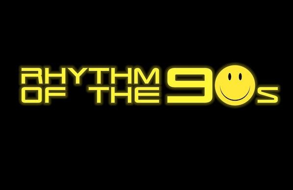RHYTHM OF THE 90S – 6th Oct | The Sugarmill